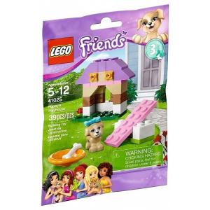 LEGO Friends - A kiskutya játékháza 41025