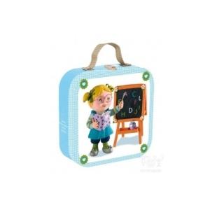 JANOD - 4 puzzle egy dobozban-Lisa a tanár