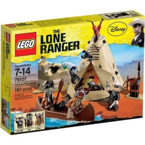 LEGO Lucky Luke - Komancs indián tábor 79107