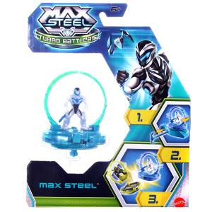 Max Steel Turbo Battlers pörgettyűk Max Steel