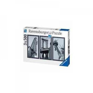 Ravensburger New York-i pillanatkép