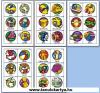 Játékok Magyar nyelvű TanulóKártya Csomag - 178db-os készlet kreatív és készségfejlesztő