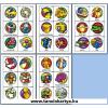 Toys (Játékok) Angol nyelvű TanulóKártya Csomag - 178db-os készlet