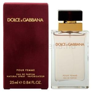 Dolce & Gabbana Pour Femme 2012 EDP 25 ml