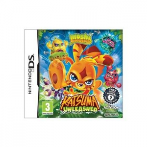 Moshi Monsters Katsuma Unleashed - NDS