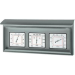 TFA Analóg, kültéri időjárásjelző állomás, rozsdamentes acél, TFA 20.2036