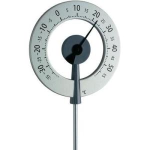 TFA Analóg design kerti hőmérő, TFA Lollipop 12.2055.10