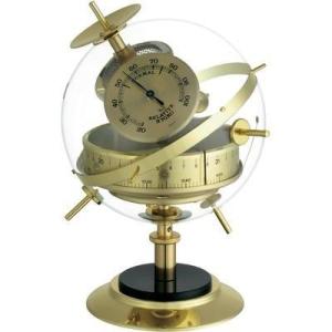 TFA Analóg időjárásjelző állomás, sárgaréz, TFA Sputnik 20.2047.52