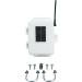 Rádiójel vezérlésű szélsebességmérő - továbbító készlet