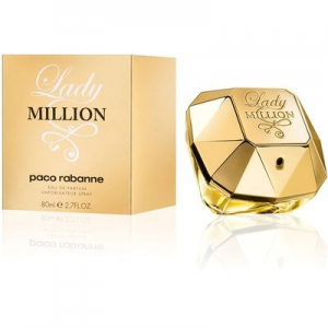 Paco Rabanne Lady Million Absolutely Gold EDP 80 ml