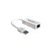 DELOCK USB 3.0 -> Gigabit LAN Fehér (62417)