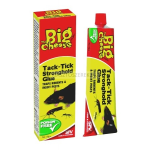 TackTick méregment ultraerős ragasztó patkány csótány hangya és egyéb élősködők ellen 135g The Big Chee