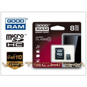 Goodram microSDHC 8GB Class 4
