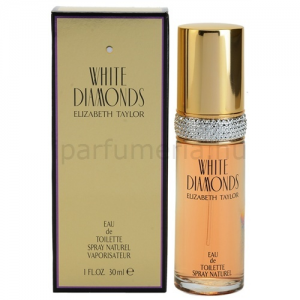 Elizabeth Taylor White Diamonds EDT 30 ml