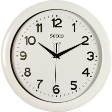 Secco Falióra, 30 cm, SECCO, fehér falióra