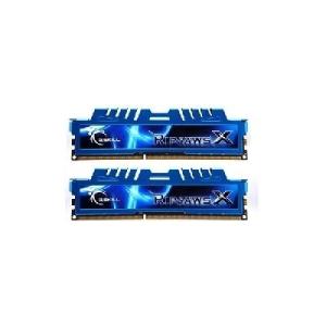 G.Skill F3-1866C9D-16GXM RipjawsX XM DDR3 RAM 16GB (2x8GB) Dual 1866Mhz CL9