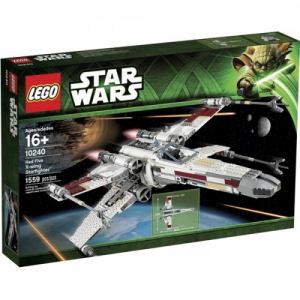 LEGO Star Wars - Red Five X-Wing Starfighter űrhajó 10240