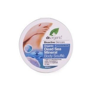 Dr.Organic Dr. Organic Holt tengeri Testápoló szuflé - 200 ml