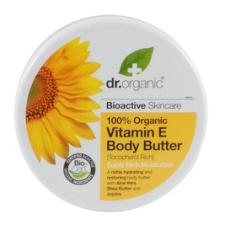 Dr.Organic bio e vitaminos testápoló vaj - 200ml testápoló