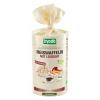 Bio Byodo Bio rizsszelet, rizsszelet lenmaggal és tengeri sóval (gluténmentes) 100 gr (25091)