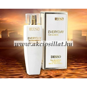 J.Fenzi Desso Everyday for Women EDP 100 ml