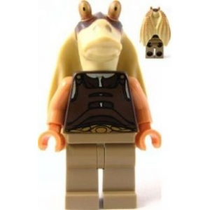 LEGO Star Wars Gungan soldier