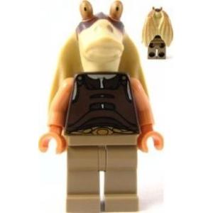 LEGO Star Wars Gungan soldier