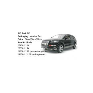 Rastar Rastar - Távirányítós autó 1:24 AUDI Q7