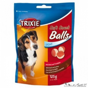 Trixie 31504 Soft snack Light 125g Balls