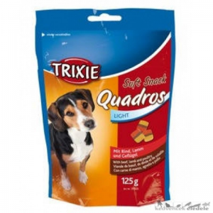 Trixie 31503 Soft snack Light 125g Quadros