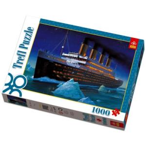 Trefl Titanic az óceánon 1000 db-os puzzle