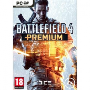 Electronic Arts Battlefield 4: Premium CZ - PC
