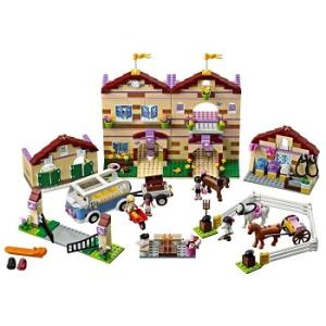 LEGO Friends - Nyári lovastábor 3185