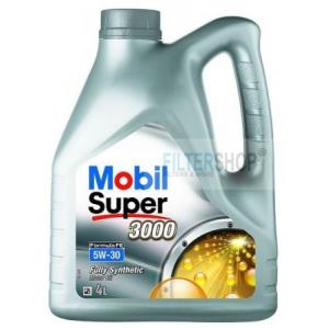 Mobil Motorolaj Mobil Super 3000 X1 Formula FE 5W-30 4 L