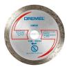 Dremel DSM20 gyémánt padlólapvágó korong (DSM540)