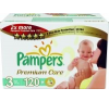 Pampers Premium Care 3 Midi - 120 db pelenka