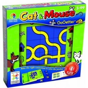 Smart Games GoGetter Cat & Mouse