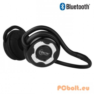 Arctic P253 BT Bluetooth Headset for Sports Black Headset,2.0,USB,18-22000Hz,Mikrofon,Wireless,Black