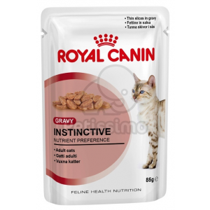 Royal Canin FHN WET Instinctive Gravy 12 x 85 g