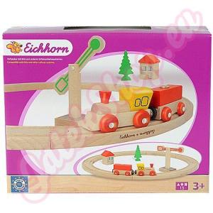 Simba Toys Kör vonatszett 15db-os - Eichhorn