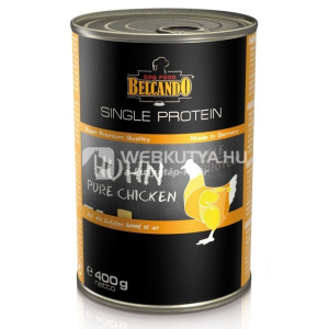 Belcando konzerv szín tyúkhús 24 x 400 g