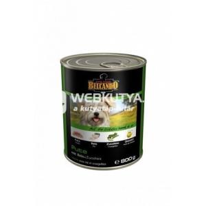 Belcando konzerv marhahús burgonyával és borsóval 6 x 400 g