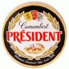 President Camembert sajt 120 g natúr