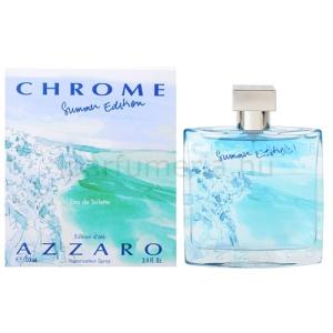 Azzaro Chrome Summer 2013 EDT 100 ml
