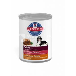 Hill's SP Canine Adult Turkey Konzerv 24 x 370 g
