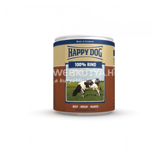 Happy Dog Truthahn Pur - Pulykahúsos konzerv 400 g