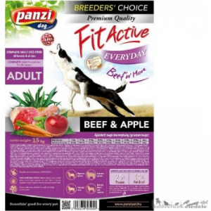 Fit Active Breeders Choice Everyday BEEF&APPLE 15kg