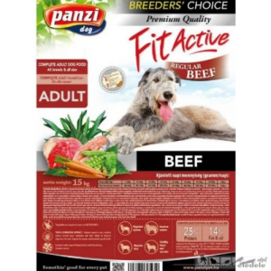 Fit Active Breeders Choice BEEF REGULAR 15kg