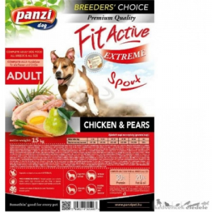 Fit Active Breeders Choice Extreme Sport CHICKEN&PEARS 15kg