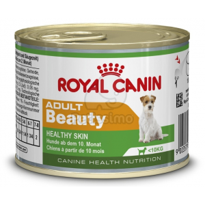 Royal Canin Mini Adult Beauty konzerv 195 g